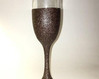 Glitter Champagne glasses , Sparkle Glasses, Champagne Glasses, Glitter Barware, Sparkle Barware, Fashion Glasses, Celebration, Party Glass