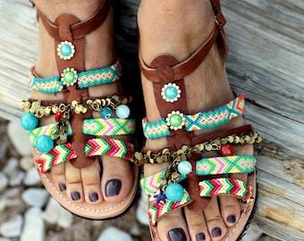 Sandals Astarte 1 (handmade to order)