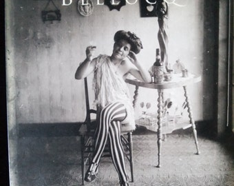 Bellocq -Photographs from Storyville, the Red-Light District of New Orleans (1st Edition)