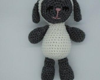 Crochet Sheep, Amigurumi Sheep, Sheep Doll, Crochet Lamb, Amigurumi Lamb Doll, Sheep Plush, Stuffed Sheep Toy, Sheep Crochet Toy, Lamb Plush