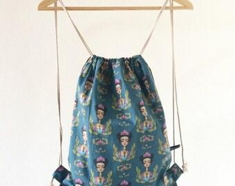 Backpack Bag Frida