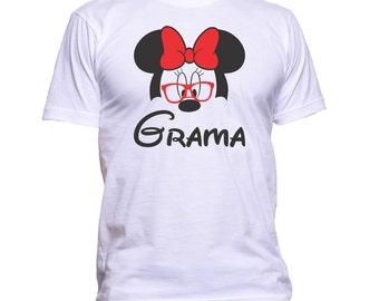 On Sale - Disney Grama Minnie... T-shirt