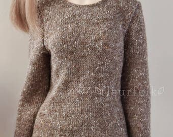 SD13 -Simple Day- Heather Knit Sweaters