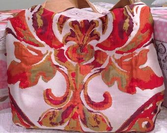 BRIGHT TAPESTRY Shoulder strap bag