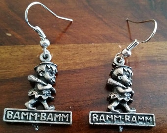 BAMM BAMM Earrings!