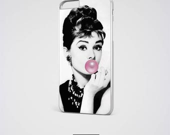 Audrey Hepburn iPhone 6S Case, Audrey Hepburn PopArt iPhone 7 Case iPhone 5S Case iPhone 6 Plus Case iPhone 6 Case, Audrey iPhone SE Case