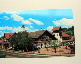 Frankenmuth Bavarian Inn Michigan Postcard / Frankenmuth souvenir