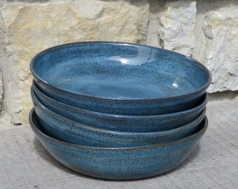 Pottery Bowls, handmade pasta bowls
