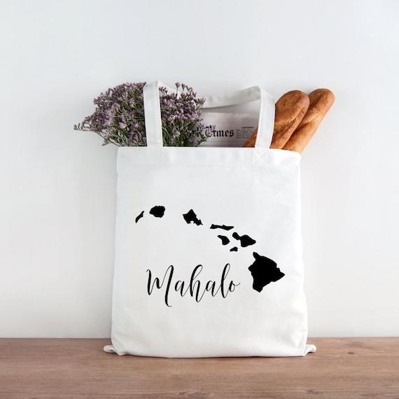 Hawaii Wedding Gift Bags : ... Bag Hawaii Tote Destination Wedding Bridesmaids Gift Wedding Favor