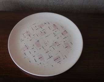 Tickled Pink by Metlox dinner plate