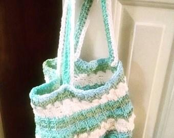 market bag, farmers market, shopping bag, handmade bag, market tote, shopping tote, handmade tote