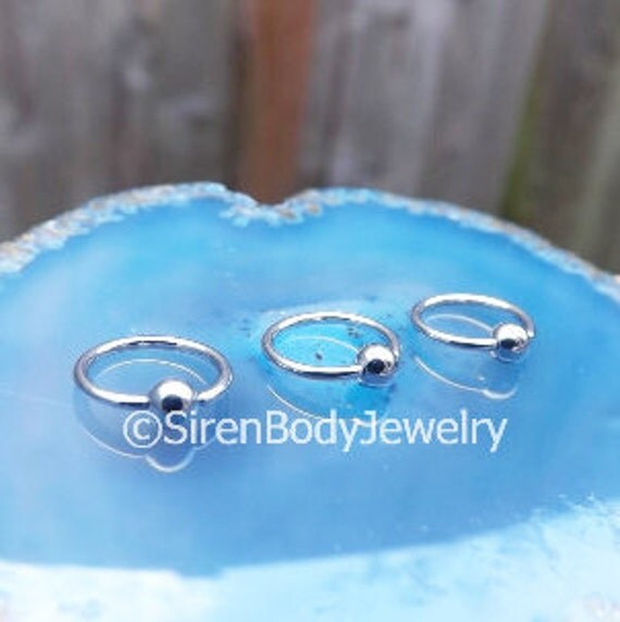 18g Cartilage piercing hoop tiny septum ring helix piercings rings 316L stainless steel lip piercings body jewelry fixed bead ring easy bend