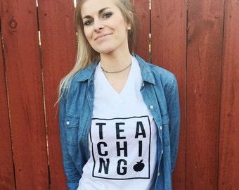 Teaching Box Tee