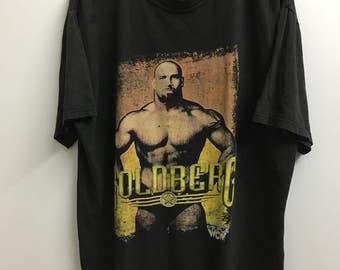 Vintage//Goldberg//Goldberg Rules//WCW Pro Wresling//Tshirt//Size XL//Made In Panama