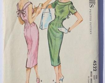 Sewing Pattern Vintage Simplicity 4522