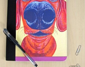 Daschund Notepad, Daschund Notebook, Dog Notebook, Daschund, Daschund Gift, Daschund Stationary, Dog Stationary