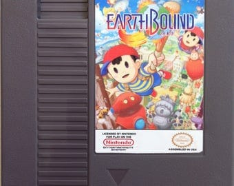 Mother / EarthBound Zero - NES Reproduction