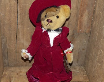 Brass Button Bears - 20th Century Gabrielle - 1047