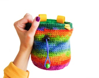 Chalk Bag XL, Chalk Bag Large, Buy Chalk Bag Custom - Nadamlada Company