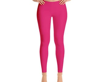Ruby Leggings - Mid Rise Waist Womens Yoga Pants, Yoga Workout Clothes