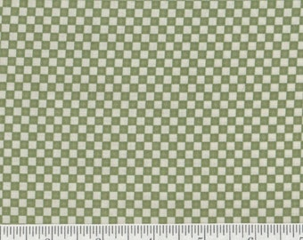 Green Check - Per Yd - Quilting Treasures