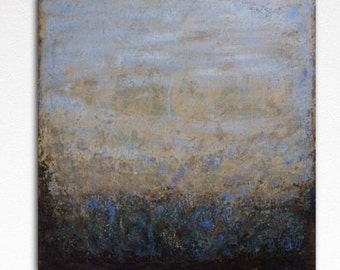 Abstract Painting Canvas Art Large Wall Art Canvas Painting Original Abstract Art Contemporary Art Abstract Landscape Painting Texture