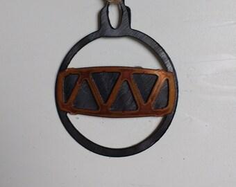 Drum Pattern Ornament