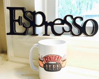 Friends Mug, Friends TV Show Mug, Central Perk Mug, Coffee Mug, Coffee Shop Mug, Ross and Rachel Mug, TV Mug, Movie Mug, Mothers Day Gift