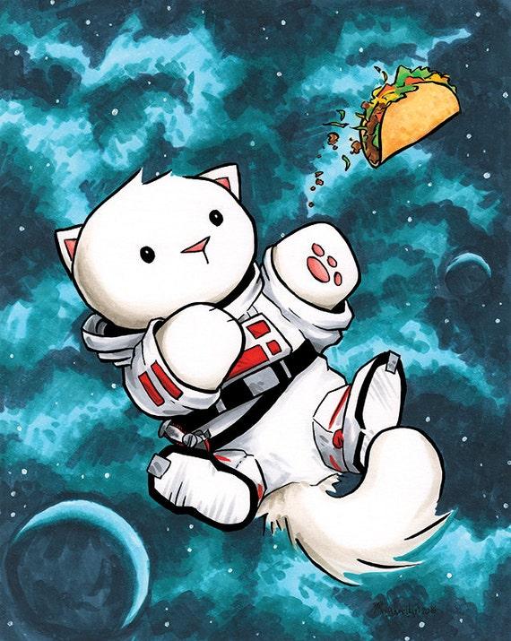astronaut taco space - photo #35