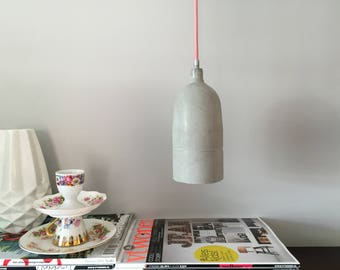 PENDANT LIGHT PEPPER CONCRETE