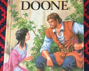 Vintage Ladybird Book- Lorna Doone