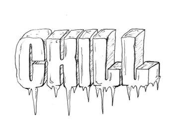 Chill Print