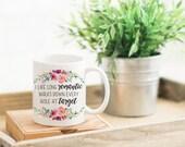 Target Mug. Funny Coffee Mug. Christmas Gift for Her. Best Friend Gift. Mom Mug. I Like Long Romantic Walks Down Every Aisle at Target Mug