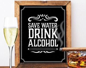 Jack daniels sign etsy for Alkohol dekoration