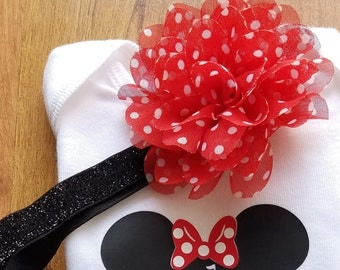 Handmade Headbands and Bows For Infants & Children. Girly Hair Accessories. Baby Shower Gifts.