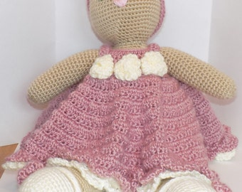 Plush Kitty Cat Crochet Pattern- PDF Instant Download- 3 Patterns included!
