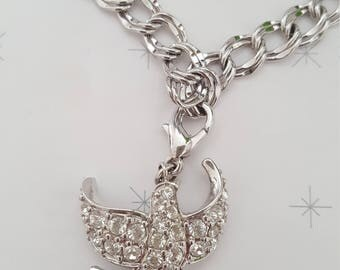 Authentic KENNETH JAY LANE Bracelet & Charm