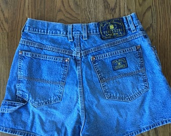 Vintage Lucky Brand High Waisted shorts