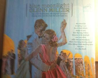 Glenn Miller Blue Moonlight Sealed Vinyl Jazz Record Album