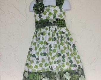 Beautiful Girls Cotton Dress,Toddler dress,Baby dress,Summer dress,Birthday Dress