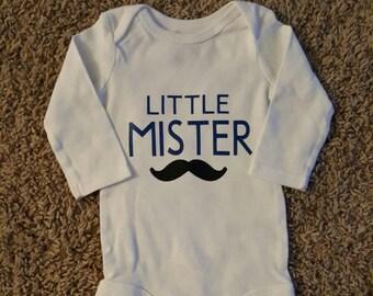 Little Mister Onesie