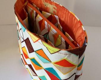 Organizer Organizer pocket folder gift for you orange bag
