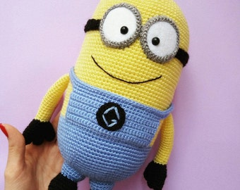 Minion, Crochet amigurumi toy