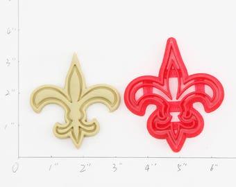 New Orleans Saints  Cookie Cutter
