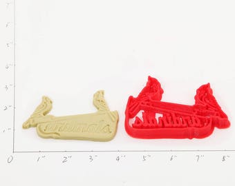 St Louis  Cardinals Cookie Cutter