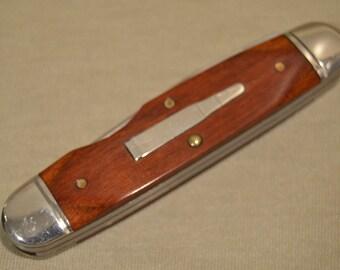 Vintage Limited Edition Remington Lumber Jack Bullet Knife (1997) R4468