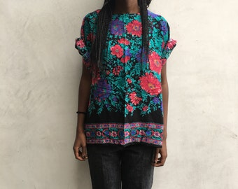 Floral Womens Blouse