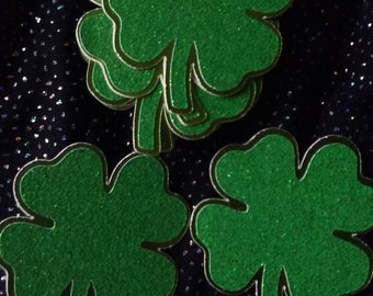 St. Patrick's Day Clover Die Cuts 20ct.