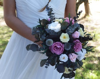 Wedding Bouquet Amsterdam preserved flowers, keep your bride bouquet, real flowers that last for wedding, romantic & rustic bridal bouquet