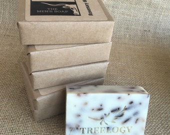 Rosemary Soap, Rosemary Bar Soap, Men Soap, Handmade Soap, Natural Soap, Soap, Rosemary Mint, Mens Soap,